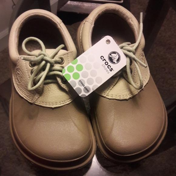 CROCS Other - Crocs Axle All Terrain Kids Duck Shoes